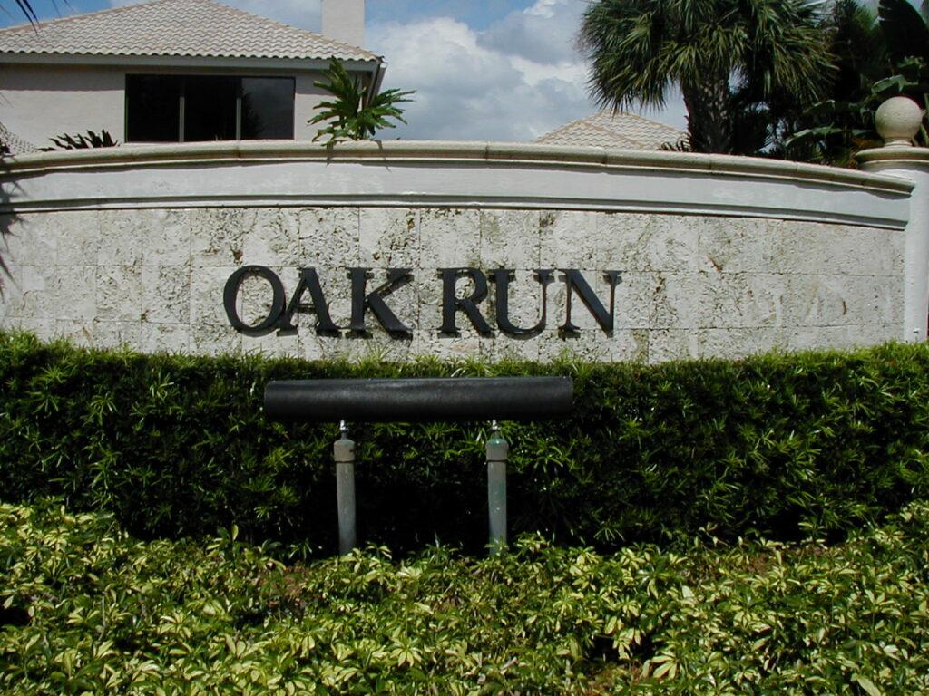 Oak Run