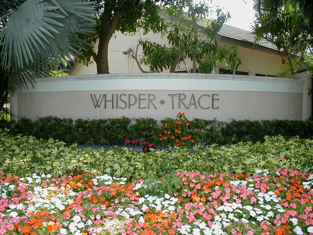 Whisper Trace