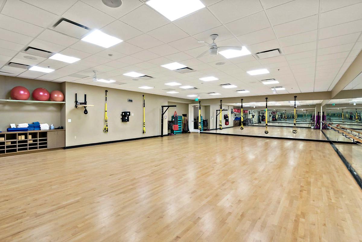 Broken Sound Club Personal Training Room